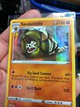Pokémon : SWSH BATTLE STYLES SANDACONDA 082/163 RARE HOLO