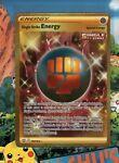 Pokemon TCG Single Strike Energy 183/163 Battle Styles Gold Secret Rare NM/M
