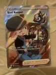 Bird Keeper 066/072 Shining Fates FULL ART TRAINER Pokemon Card M