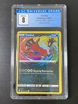 Yveltal 046/072 Amazing Rare Shining Fates CGC Graded 8 Pokemon Cards PSA Slab