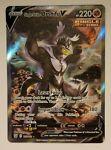 Single Strike Urshifu V 151/163 Alternate Art - Battle Styles Pokemon Card NM
