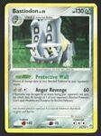Bastiodon - 21/123 - Holo Rare Mysterious Treasures Pokemon Card