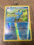 Pokemon Card Froakie BREAKpoint 38/122 Reverse Holo