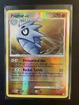 Pokémon Card- Pupitar 59/123 (Mysterious Treasures, 2007) Reverse Holo, NM