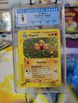 Pokemon Dugtrio Expedition 2002 Holo Rare 10/165 CGC 9 Mint