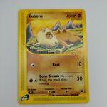 Pokemon Expedition Cubone 103/165 Common - LP