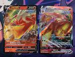 Blaziken VMAX 021/198 Pokémon Chilling Reign - NM And Free Blaziken V