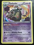 Holo Garbodor Pokémon Card (Breakpoint Set, 57/122, NM)