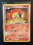 Pokémon Card- Cyndaquil 79/123 (Mysterious Treasures, 2007) Non-Holo, LIGHT PLAY