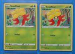 3x Gossifleur 014/072 Pokemon card Shining Fates common NM