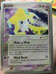 Jirachi 8/101 - EX Hidden Legends - Holo Rare Pokemon Card