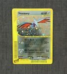 Skarmory 27/165 Holo Rare 2002 Pokemon Card Expedition - WOTC w/ a Swirl!!!