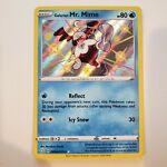 Pokemon Galarian Mr. Mime Shining Fates Shiny Holo Rare Card SV020/SV122 NM