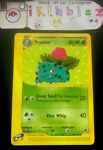 Ivysaur 82/165 LP Vintage Expedition Pokemon Card. Free Tracked Shipping!
