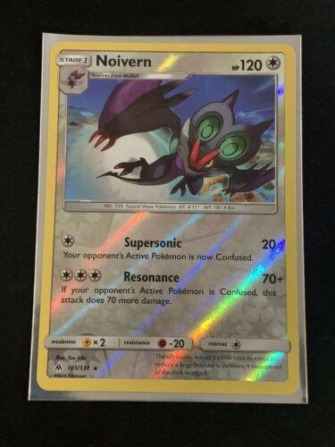 6x Noibat Common Reverse Holo Near Mint Sun /& Moon Forbidden Light 100//131